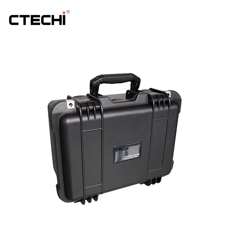 CT1000 25.9V 41.6Ah Portable Power Station for Outdoor Camping Hiking
