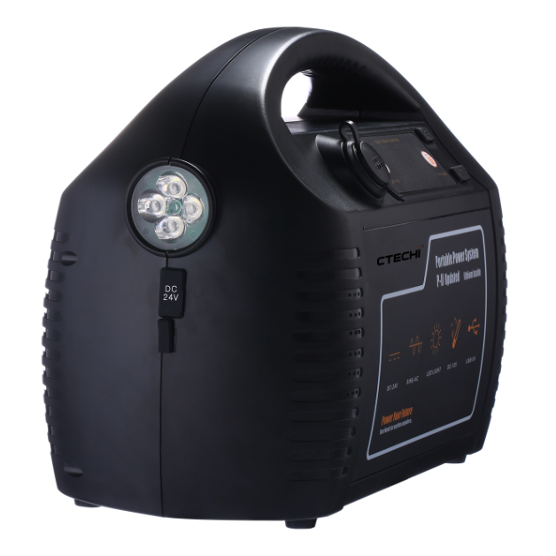 CT1500-II 25.9V 52.8Ah Portable Power Station for Outdoor Camping Hiking