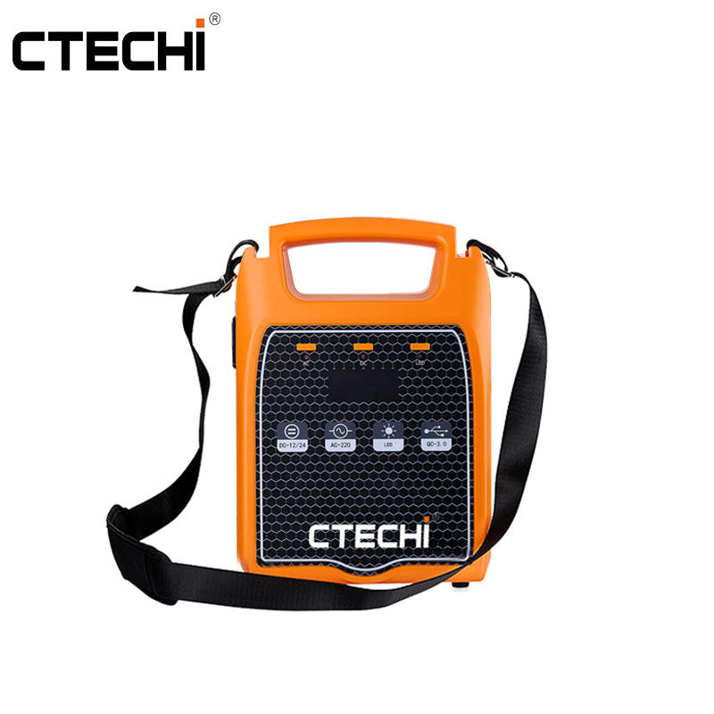 CT800 25.9V 33Ah Portable Power Station for Outdoor Camping Hiking