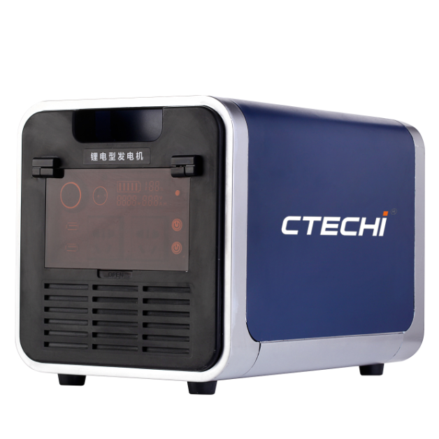 CT3000 25.9V 104Ah UPS Portable Power Station for Outdoor Camping Hiking