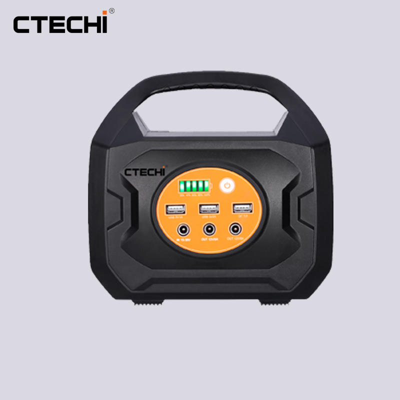 CT200 10.8V 17.85Ah Portable Power Station for Outdoor Camping Hiking