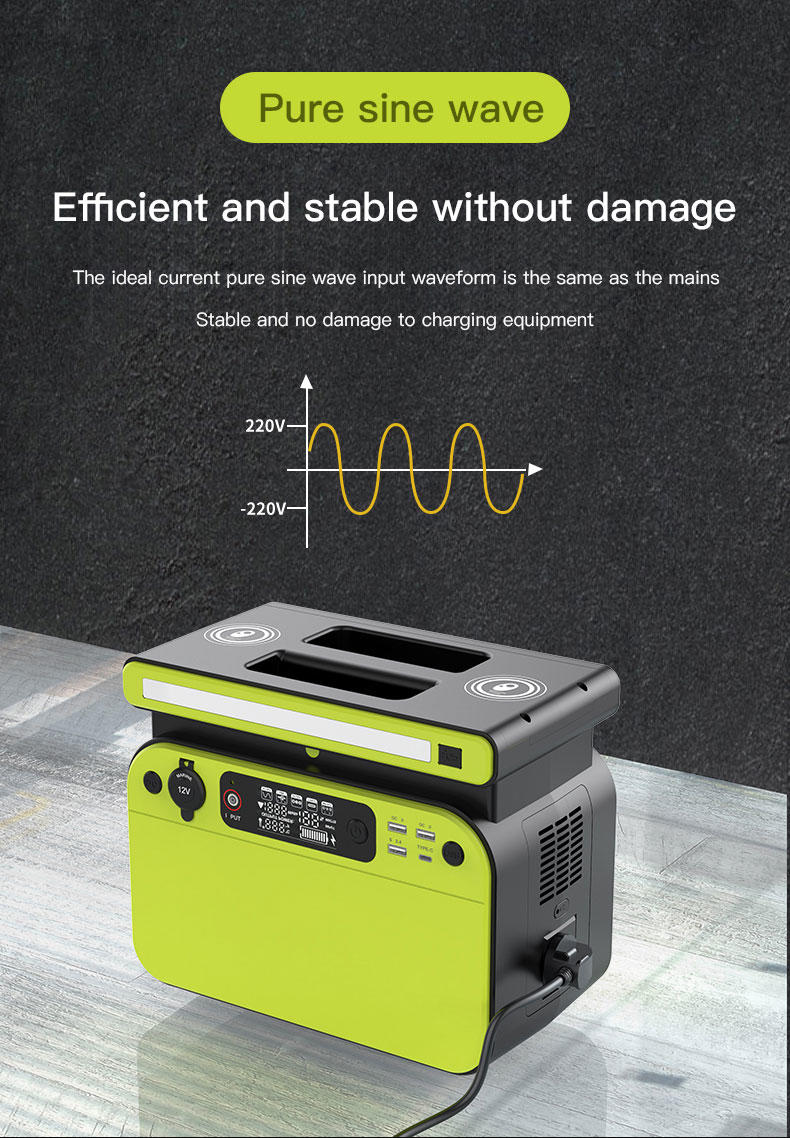 CTECHi stable 1000w power station manufacturer for hospital