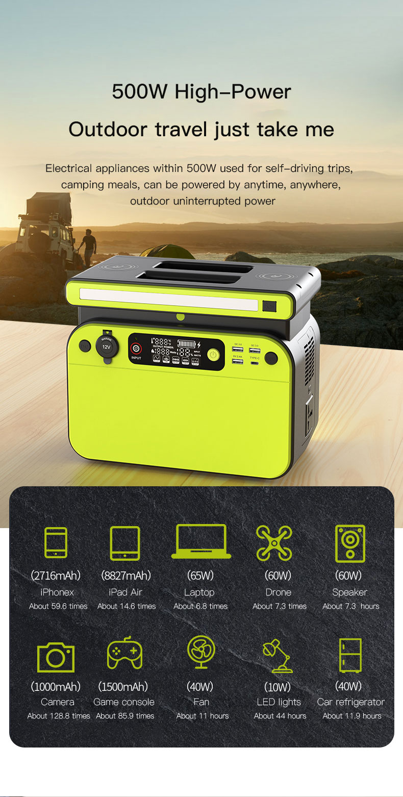 CTECHi small power bank factory for commercial-12