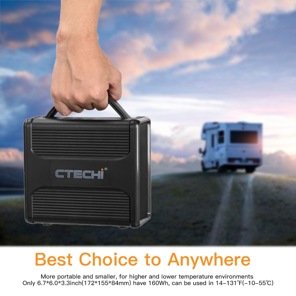 CTECHi 1500w power station customized for camping-3