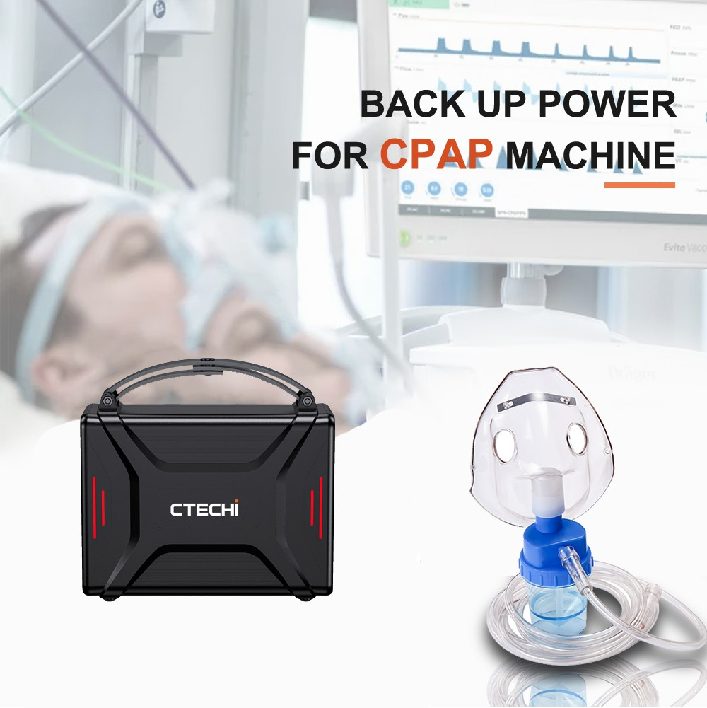 CTECHi outdoor power station personalized for hospital-5