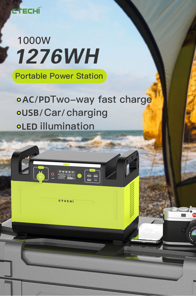 CTECHi small power bank manufacturer for hospital-1