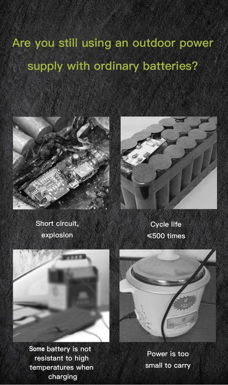 CTECHi quality lithium battery power station manufacturer for hospital-3