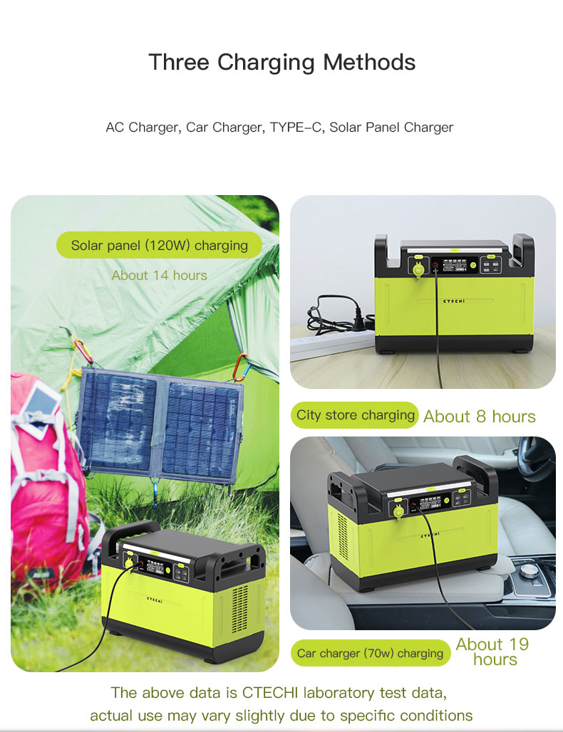CTECHi quality lithium battery power station manufacturer for hospital-14