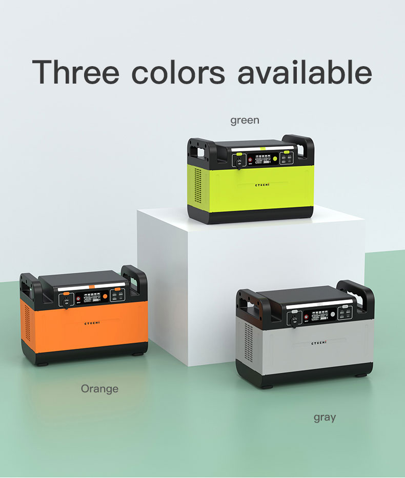 CTECHi quality lithium battery power station manufacturer for hospital-16