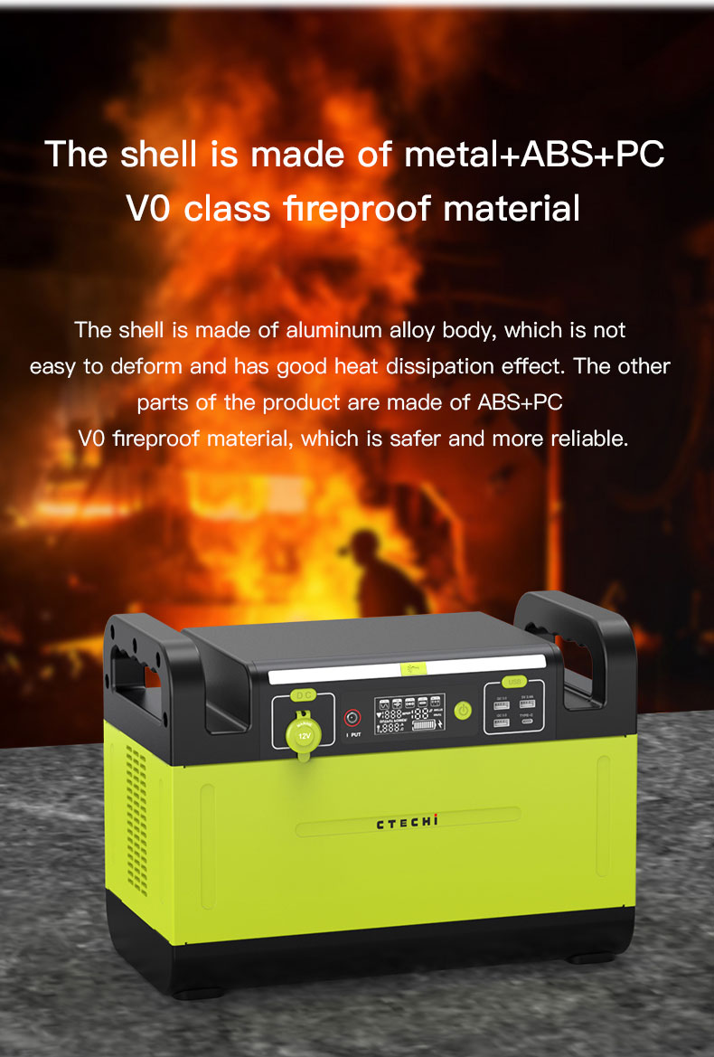professional lithium ion power station personalized for hospital-17