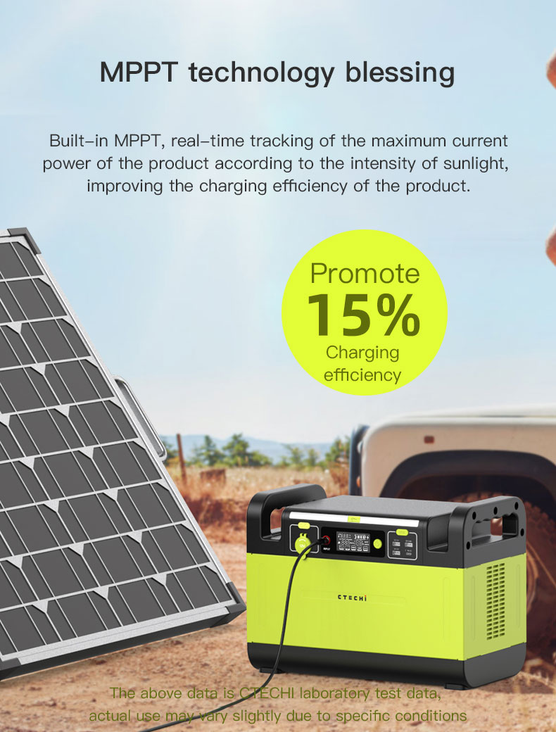 CTECHi stable lithium battery power station manufacturer for outdoor-9