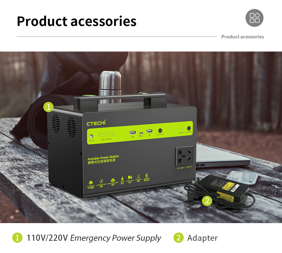 certificated outdoor power station customized for hospital-18