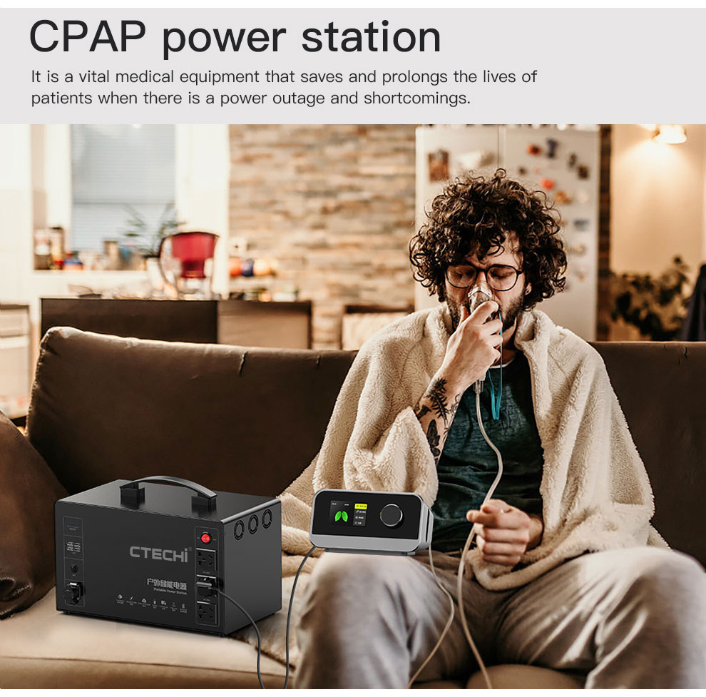 CTECHi professional portable solar power station personalized for outdoor-8