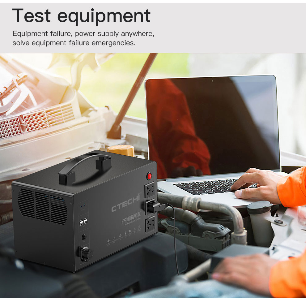 CTECHi portable power station manufacturer for commercial-7