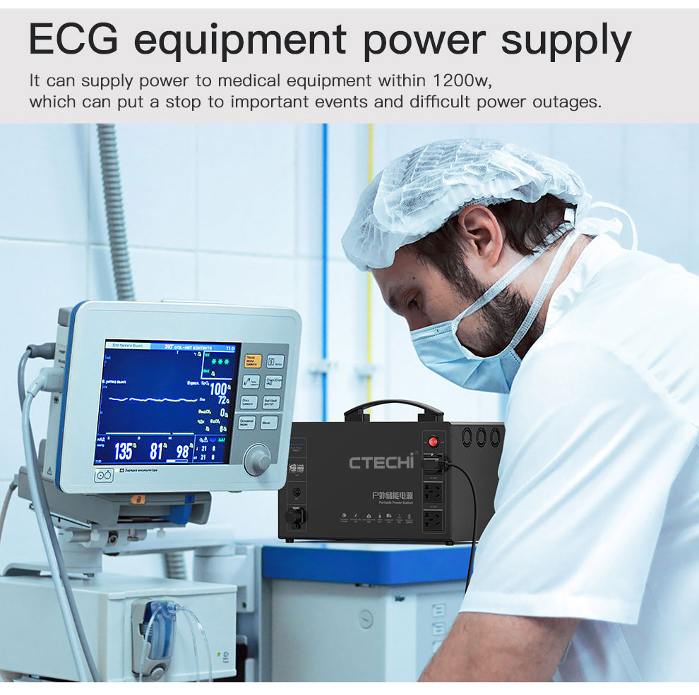 CTECHi portable power station manufacturer for commercial-9