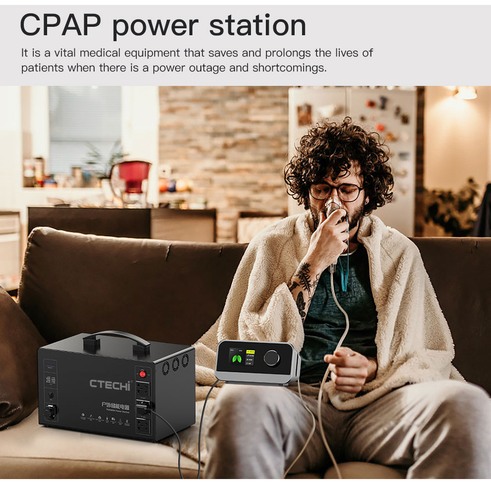 CTECHi quality lithium portable power station factory for outdoor-8
