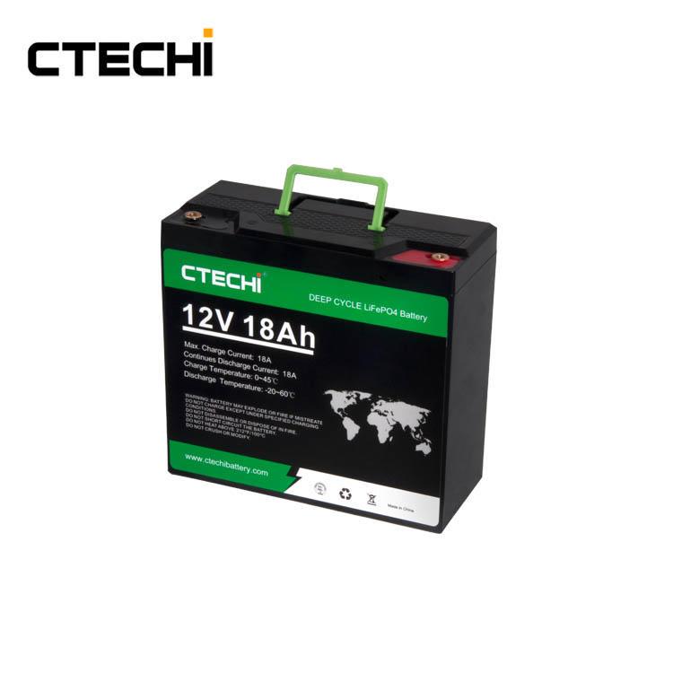 energy storage lifepo4 battery pack 12V 20Ah