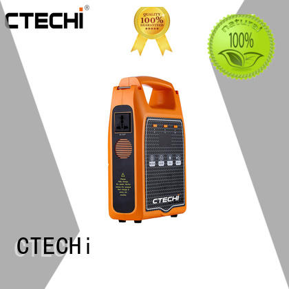 CTECHi sturdy small power bank factory for household