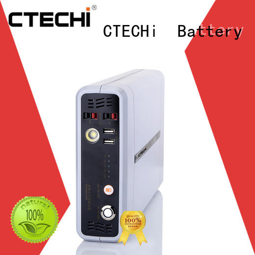CTECHi professional emergency power bank factory for household