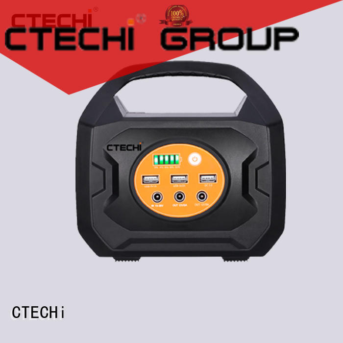 CTECHi best portable power bank customized for commercial
