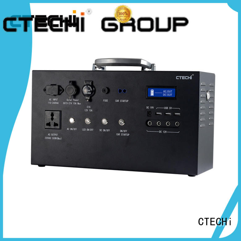 CTECHi lithium ion rechargeable battery series for power bank