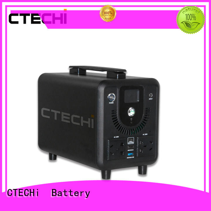 CTECHi quality small power bank personalized for commercial