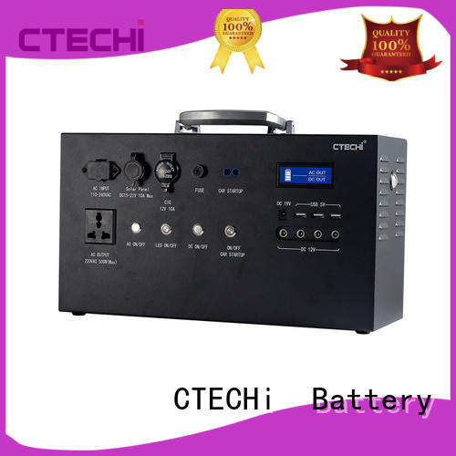 15ah lifepo4 battery series for travel CTECHi