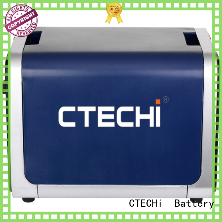 CTECHi stable small power bank factory for commercial
