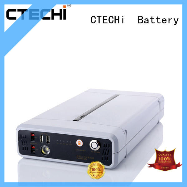 CTECHi best portable power bank customized for back up