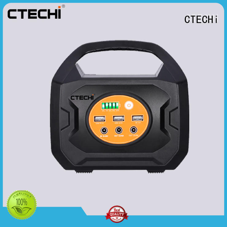 CTECHi emergency power bank manufacturer for hospital