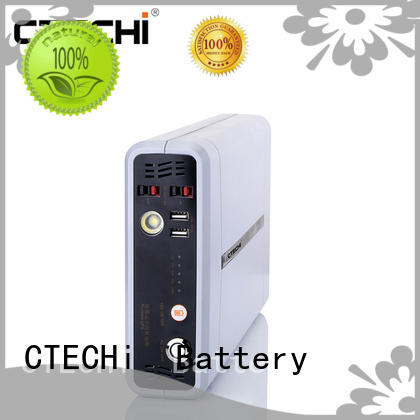 CTECHi stable small power bank factory for hospital