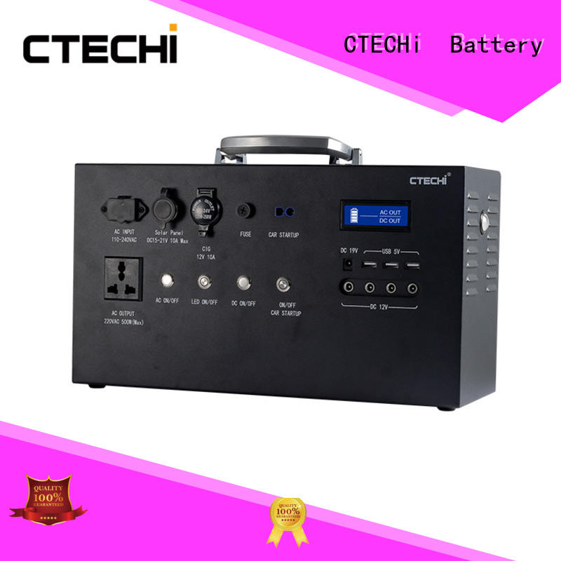 Multi-Functional Energy Storage Systems 14.8V 65Ah 1Kwh Battery Pack
