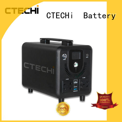 CTECHi sturdy small power bank customized for hospital
