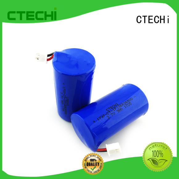 CTECHi lithium ion storage battery customized for remote controls