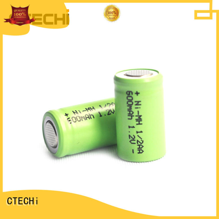 CTECHi harmless nickel-metal hydride batteries supplier for medical equipment