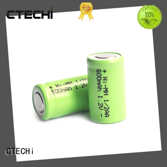 CTECHi long-lasting nimh batterie 1.2v for portable electronic devices