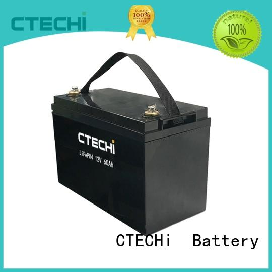 CTECHi stable lithium battery pack customized for energy storage
