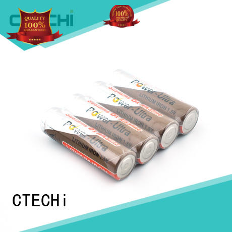 high capacity aa lithium batteries supplier for cameras