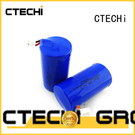 CTECHi lithium ion rechargeable battery customized for digital products