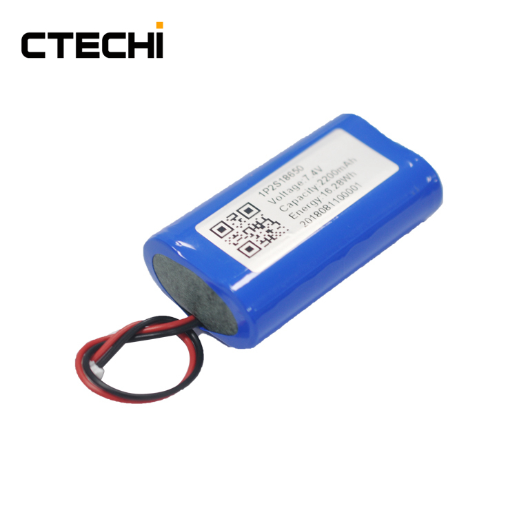 CTECHi rechargeable battery pack series for camera-1