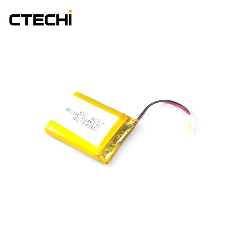 high quality lithium polymer battery PL104050 3.7V
