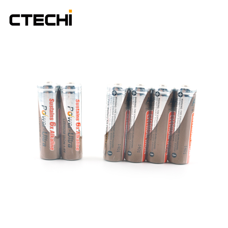 CTECHi digital li-fes2 battery supplier for cameras-2