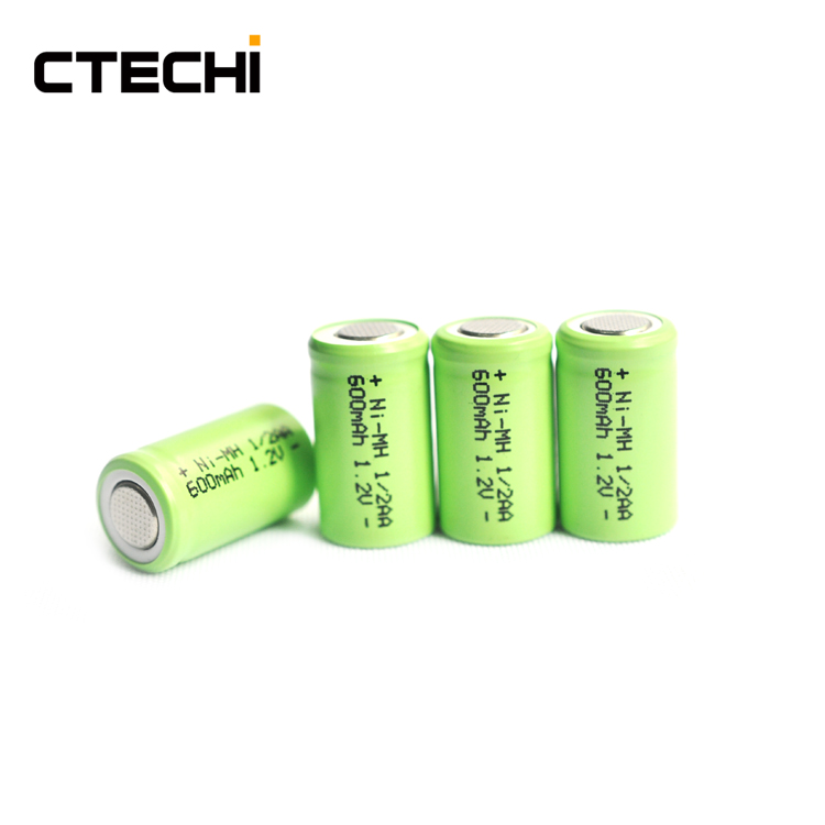 quick charge ni-mh battery customized for lamp-1