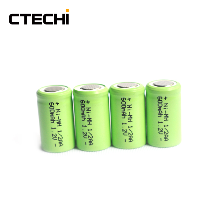 quick charge ni-mh battery customized for lamp-2