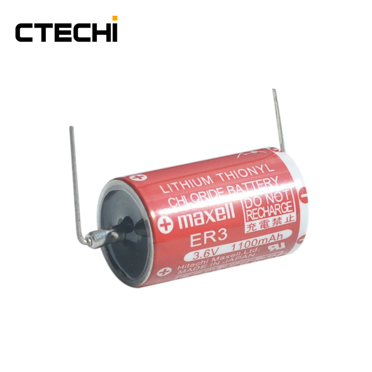 CTECHi maxell lithium battery manufacturer for smart meter-1