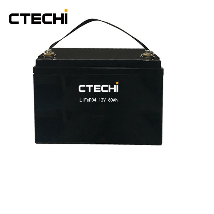 CTECHi 12v lithium battery pack customized for energy storage-1