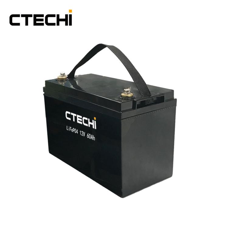 CTECHi 12v lithium battery pack customized for energy storage-2
