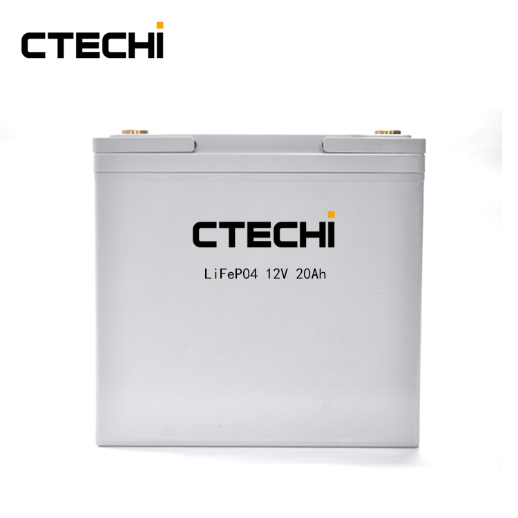 CTECHi lifepo4 battery case factory for Golf Carts-1