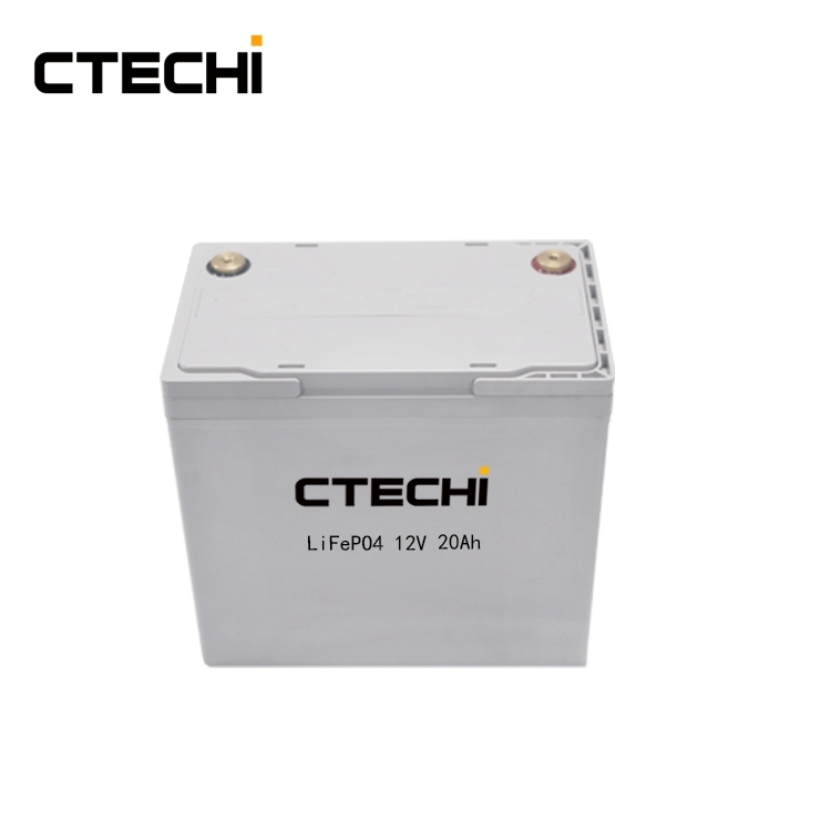 CTECHi lifepo4 battery case factory for Golf Carts-2