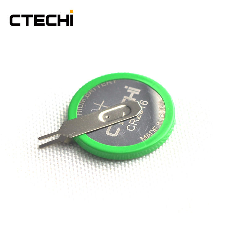 lithium button battery CR2016 3V 90mAh